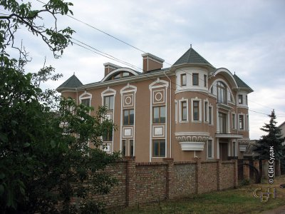 домовладение в селе Морское