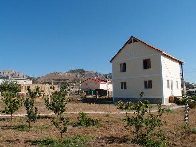 дом в с. Солнечная Долина