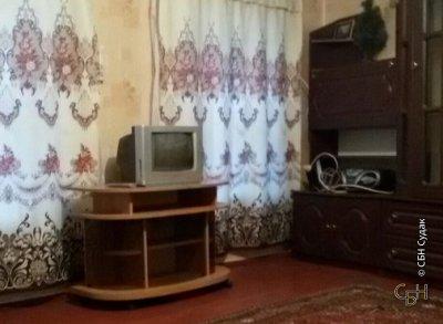 Продается двухкомнатная квартира в с. Дачное