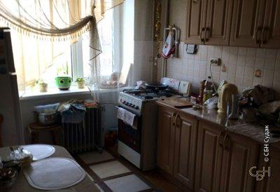 2-х комнатная квартира в с. Дачное