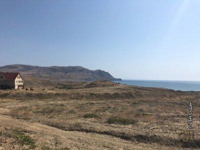 участок с видом на море