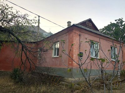 дом в с. Весёлое
